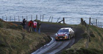 Uno scatto dall'ultimo Rally New Zeland disputato