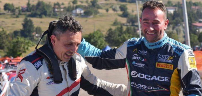 I due super driver di casa Italia che dovranno dividersi lo scranno Europeo.