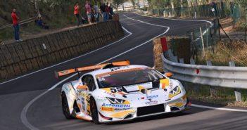 La splendida Lamborghini Huracan di Parrini prima tra le carrozzate.