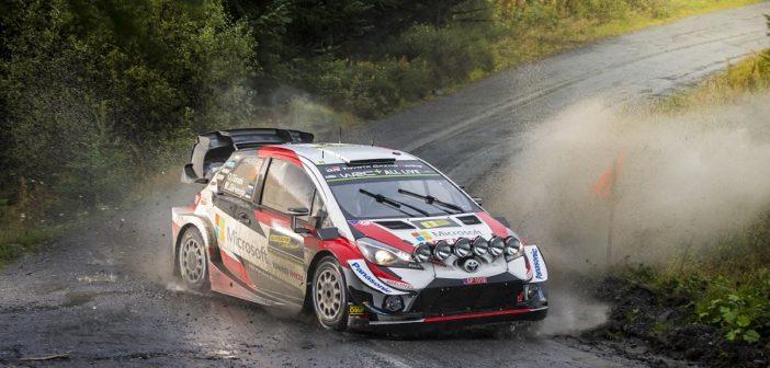 Tanak in Galles intravede il primo titolo WRC