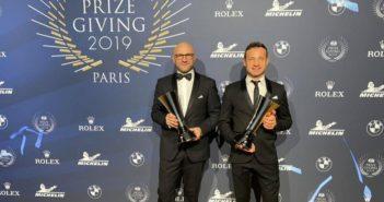 Il Brazz assime a Manuel nel gala FIA Parigino