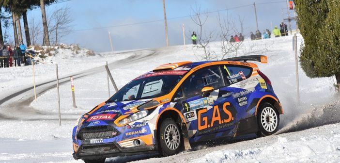 La Fiesta di Neubauer ribalta la gara sul ghiaccio. (Credit Photo Harald Illmer)