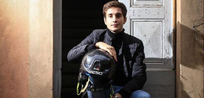 Il ventitreenne Corso guarda alla sua prima stagione con Hyundai WRC + di Alzenau.