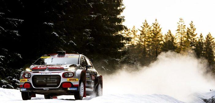 Mads in Svezia continua a dominare il WRC2