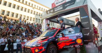 L'ERC SI AGGIORNA IL WRC DORME