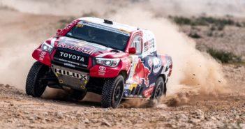 Nasser Al Attiyah grande protagonista del C.C. Rally Qatar 2020