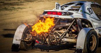 L'autocross riccende i motori. (Foto Alessandro Piccinini)