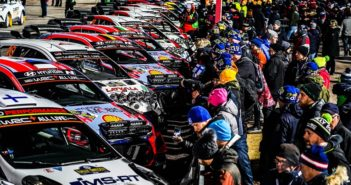 Mentre il motorsport si sta incamminando verso la ripartenza il WRC non lascia il parco chiuso.