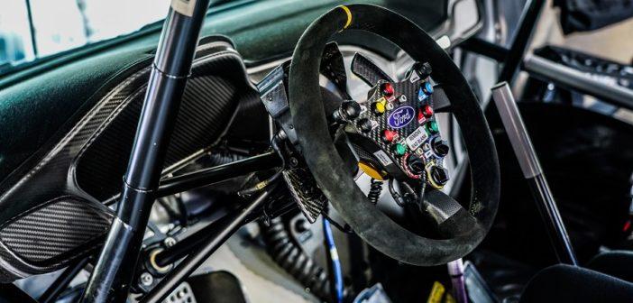 Uno degli abitacoli ipertecnologici delle WRC plus.