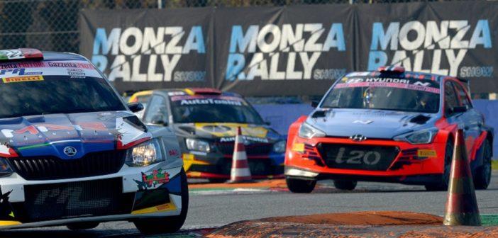 MONZA WRC PROMOTIONAL EVENT