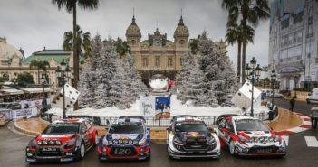 IL WRC 2021 IN VERSIONE RIDOTTA