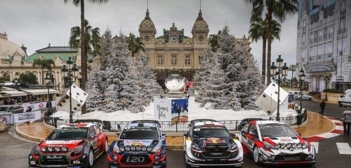 Un lontano ricordo di quando il WRC scattava da Montecarlo e poi le gare rispettavano ..