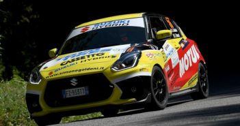 Goldoni e la Hybrid si difendono anche sulle strade della Garfagnana.