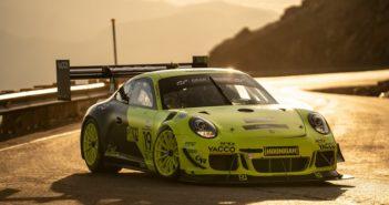 La Porsche di Raphael Astrier secondo l'anno passato.