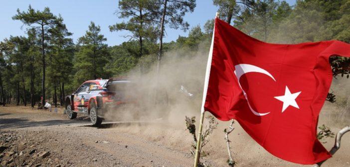 La bandiera Turca ritorna a svelntlare nel WRC