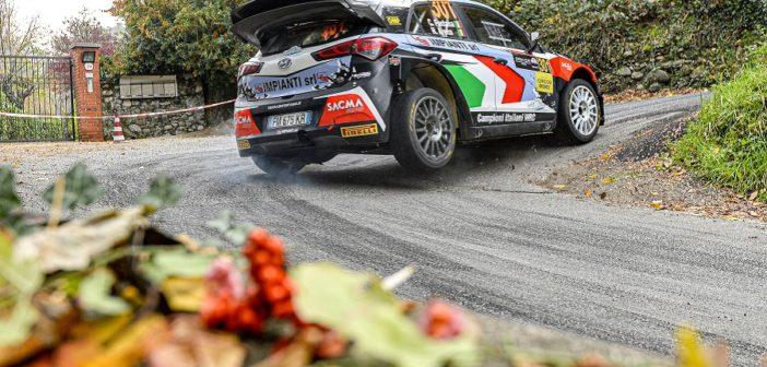 Corrado Fontana vincitore a Como tra le WRC che non ambivano alla finale ma hanno regalato grande spettacolo.