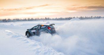 Uno dei panorami più classici dell'Arctic Rally