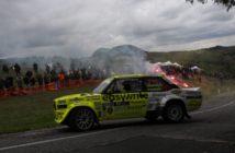 Paolo Diana uno dei più spettacolari protagonisti di Rallylegend