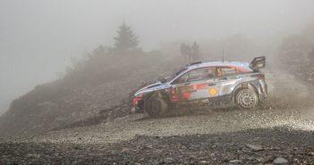 Lo slot Britannico del WRC resta ancora immerso nella nebbia